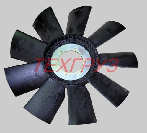 tegruz.ru Крыльчатка вентилятора 710 мм. / ТЕХНОТРОН 740.51-1308012